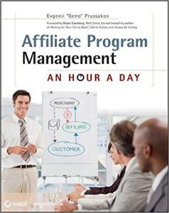 Affiliate Program Managment an hour a day